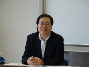 島根県本部研修会での斉藤鉄夫