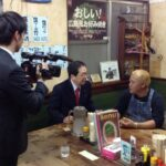 軽減税率について意見を聞く 斉藤鉄夫(中)