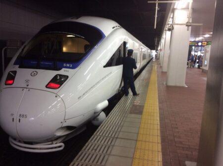 つばめ(博多駅)